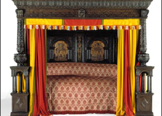 Famous Beds Throughout History Home Heaven