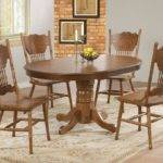 Fancy Oak Dining Room Furniture Charming Product Presented