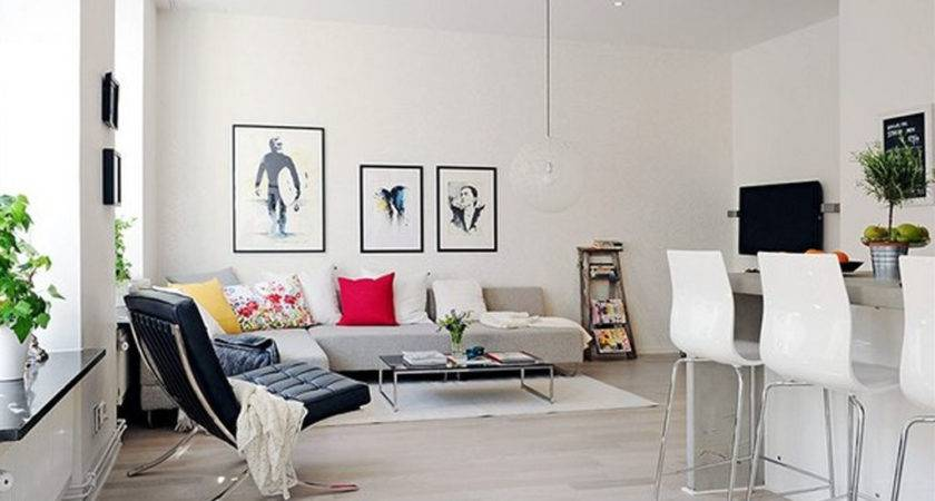 Fantastic Luxury Small Apartment Interior