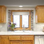 Fantastic Painting Oak Cabinets Before After