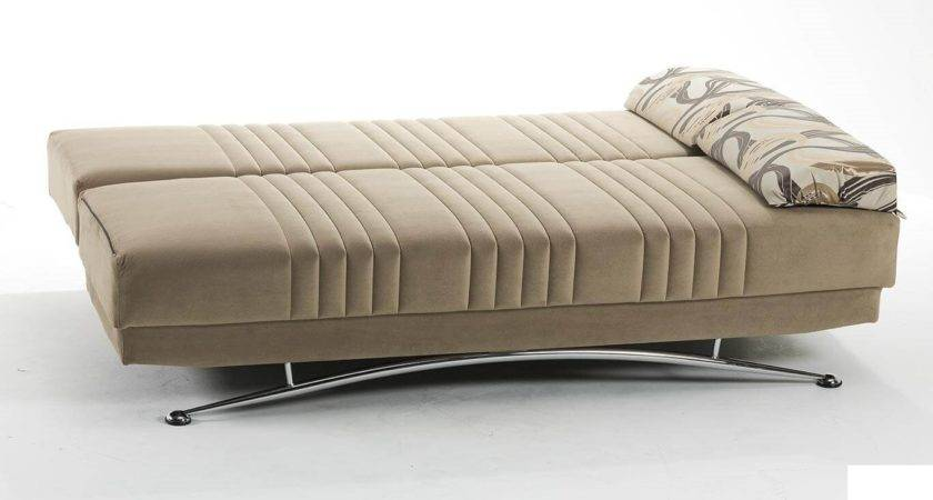 Fantasy Sofa Bed Sleeper Taupe