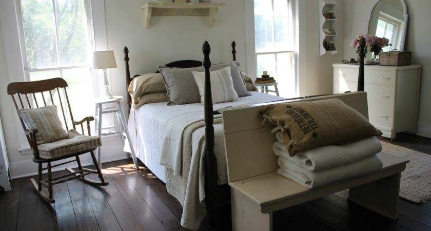 Farmhouse Guest Bedroom Reveal