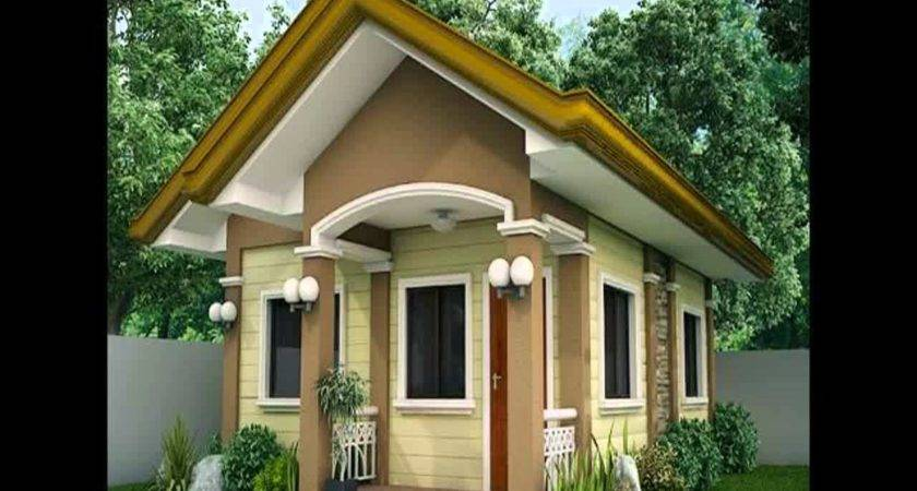 Fascinating Simple Small House Design Home