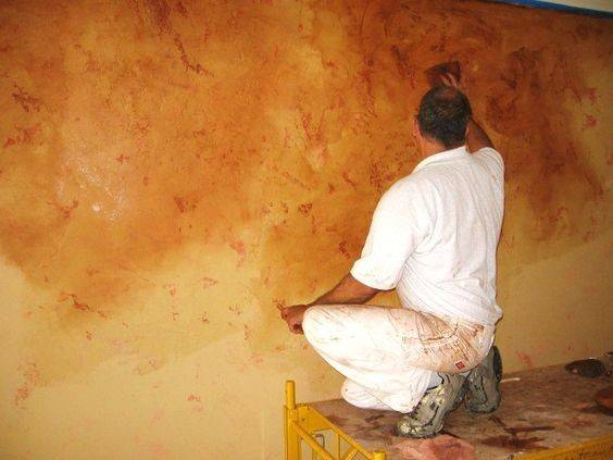 Faux Painting Design Tips Flying Colours