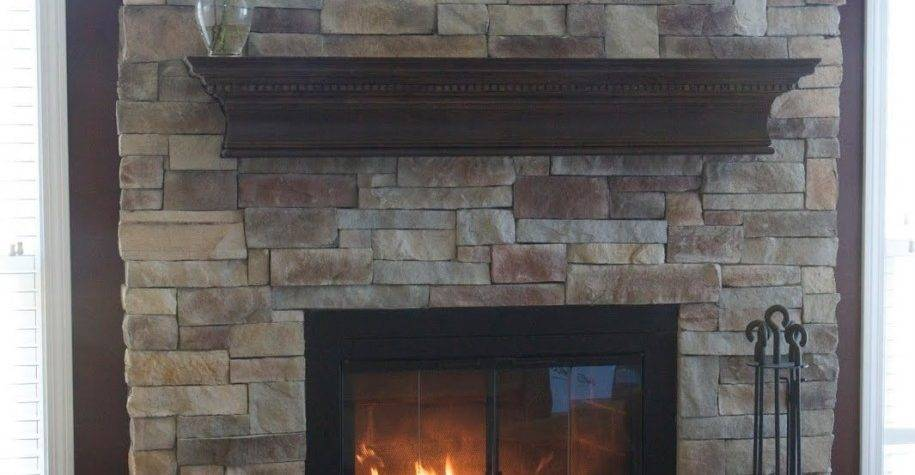 Faux Stone Fireplace Ideas Kvriver