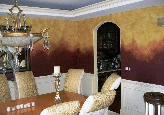 Faux Wall Painting Ideas