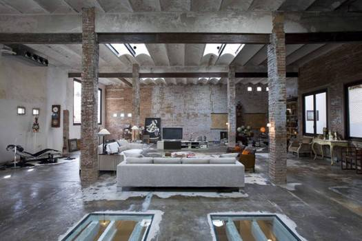 Favourite Kind Interior Design Industrial Style