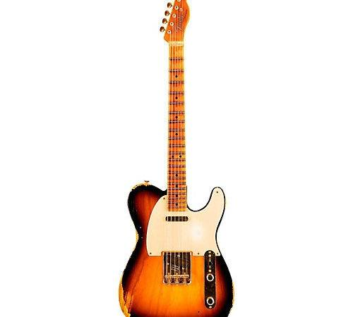 Fender Custom Shop Limited Edition Golden Heavy Relic