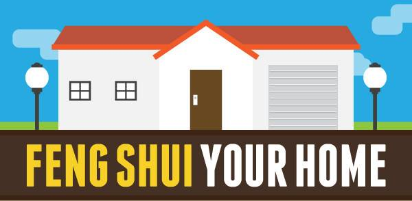 Feng Shui Your Home Helpful Infographic