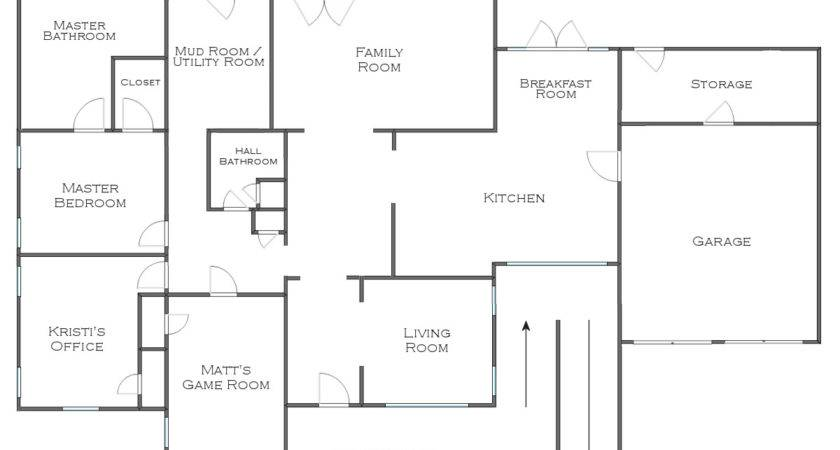 Finalized House Floor Plan Plus Some Random Plans
