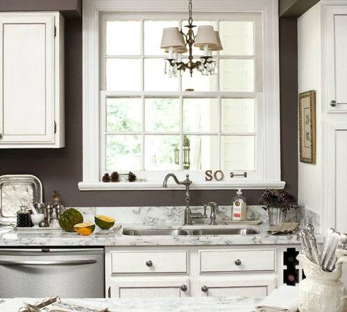 Finding Perfect Dark Gray Paint Color Driven Decor