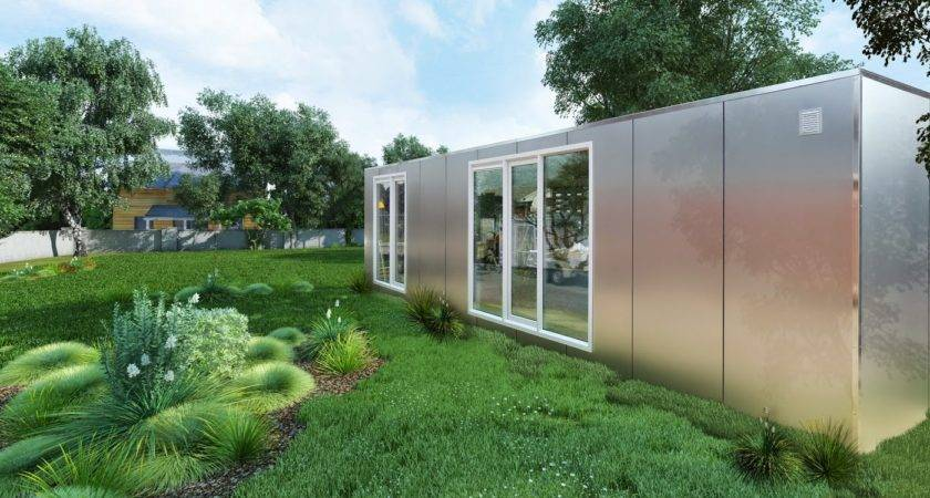 Finish Interior Cargo Container Homes