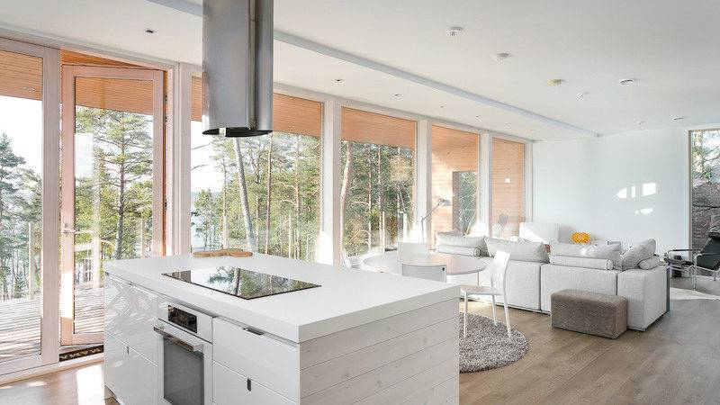 Finnish House Interior Design Connects