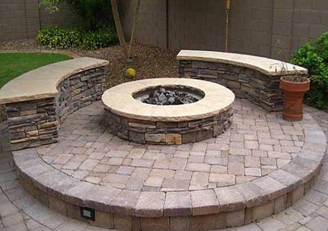 Fire Pit Designs Your Backyard Its Personality
