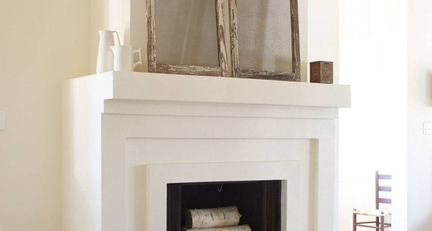 Fireplace Makeovers Changing Seasons Holidays
