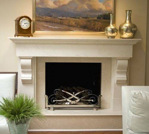 Fireplace Mantel Decorating Ideas Home Design