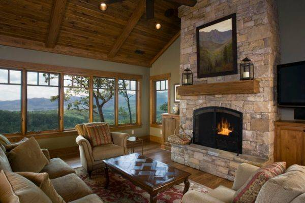 Fireplace Woodstove Designs Really Heat Things