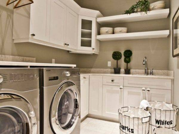 Five Great Ideas Revamped Laundry Room