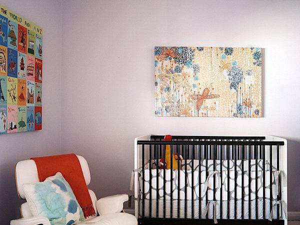 Five Nursery Themes Whimsical Style