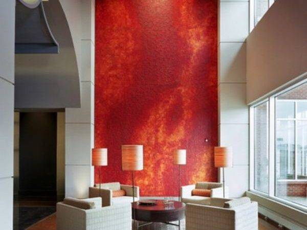 Five Wall Design Trends Master