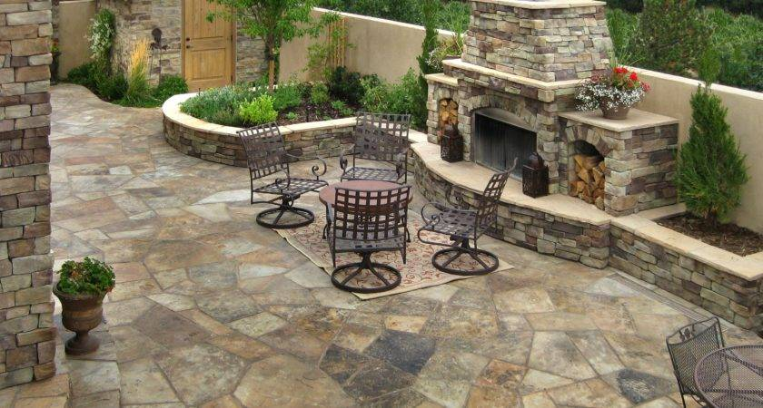 Flagstone Patio Diy Tips Ideas Decoras