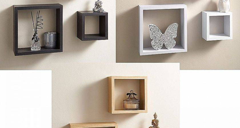 Floating Box Shelves Morespoons