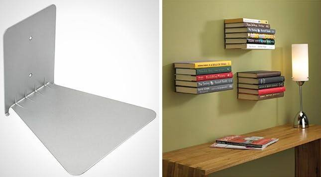Floating Shelves Make Most Your Space