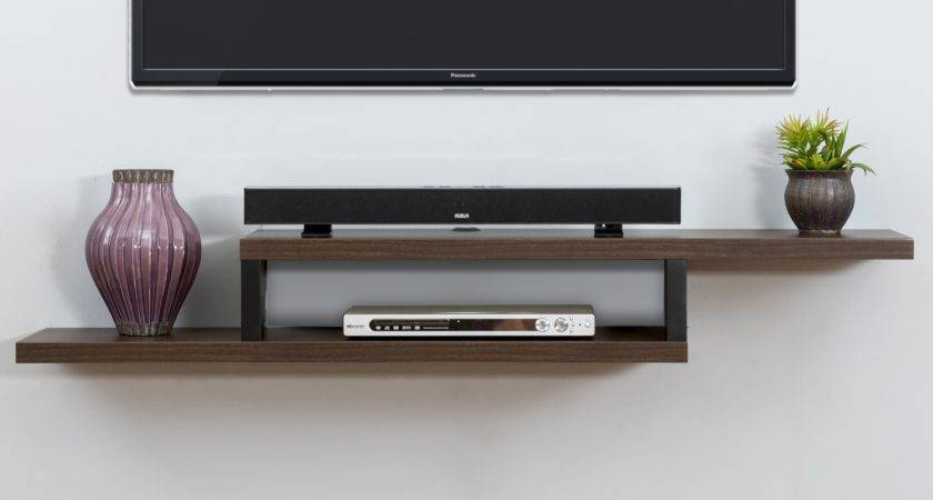 Floating Wall Shelves Components