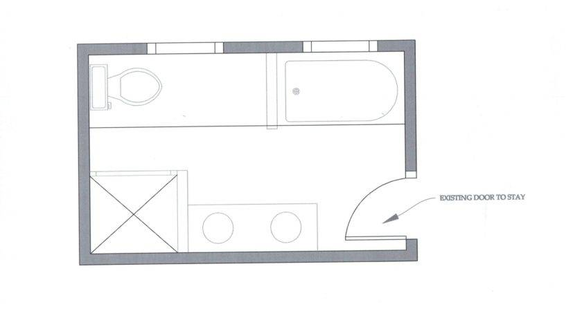 Floor Plan Tiny Bathroom Designs Small Bathrooms