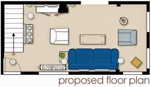 Floor Planning Small Living Room Ayanahouse