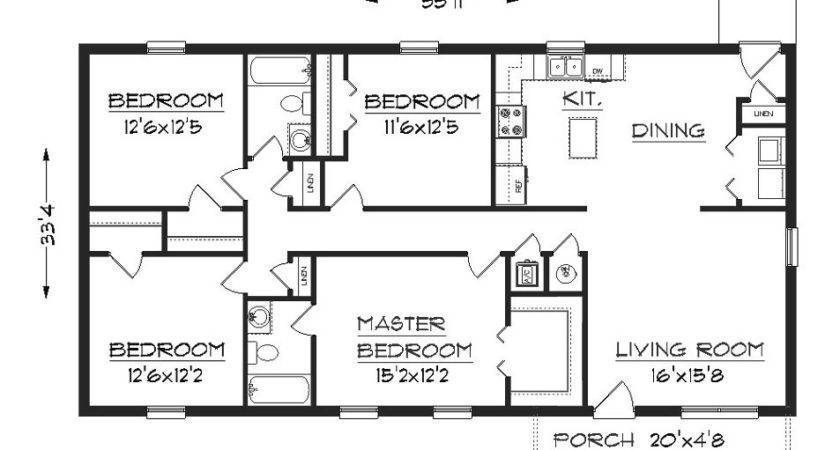 Floor Plans Small Houses