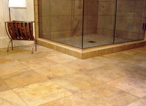 Flooring Ideas Bathrooms