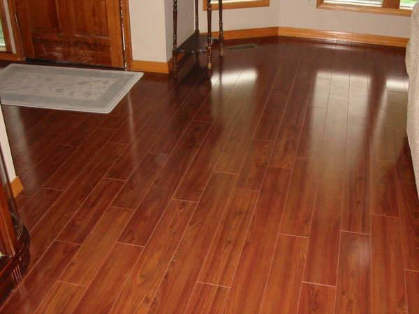 Flooring Laminate Hardwood Floor Mat