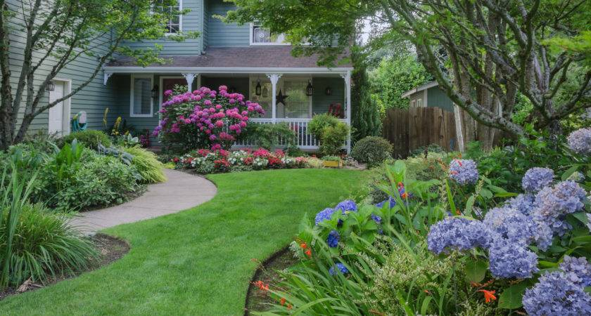 Flower Landscaping Ideas Your Front Yard