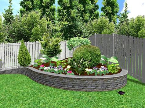 Flowers Flower Lovers Garden Designs Ideas
