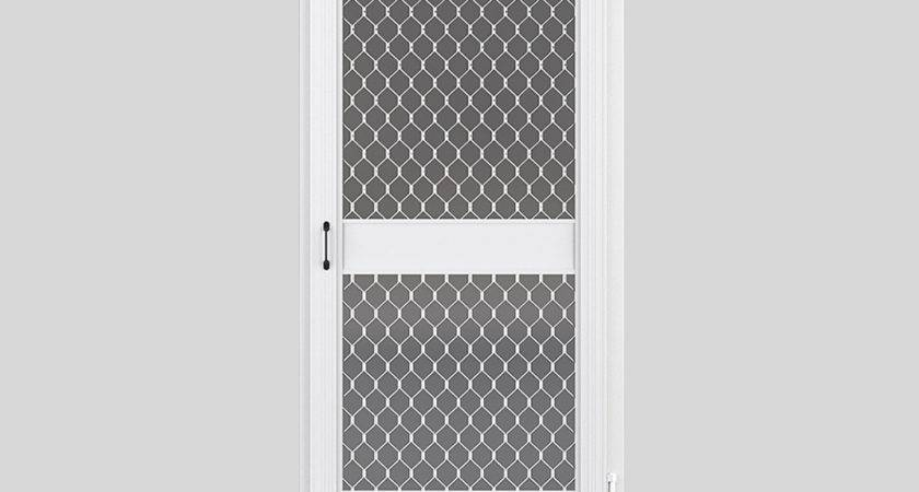 Fly Screen Doors Two Way Safety Screens