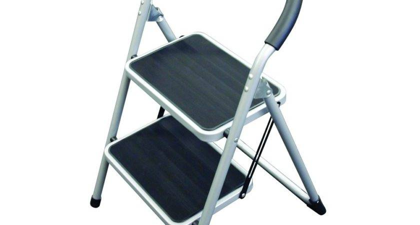Folding Stepladder Chair Gifts Gadgets Qwerkity