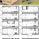 Foot Shipping Container Floor Plan Brainstorm Ikea Decora