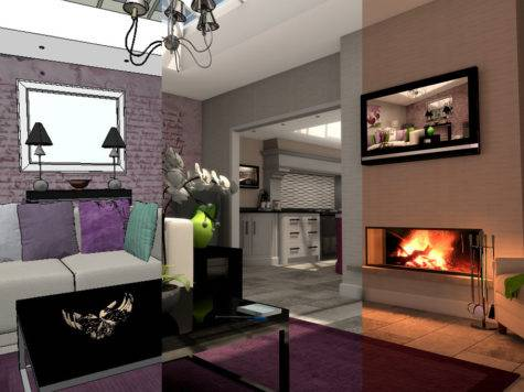 Form Interior Design Home Living Now