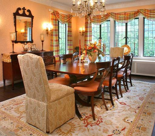 Formal Dining Area Rug Traditional Room Tampa