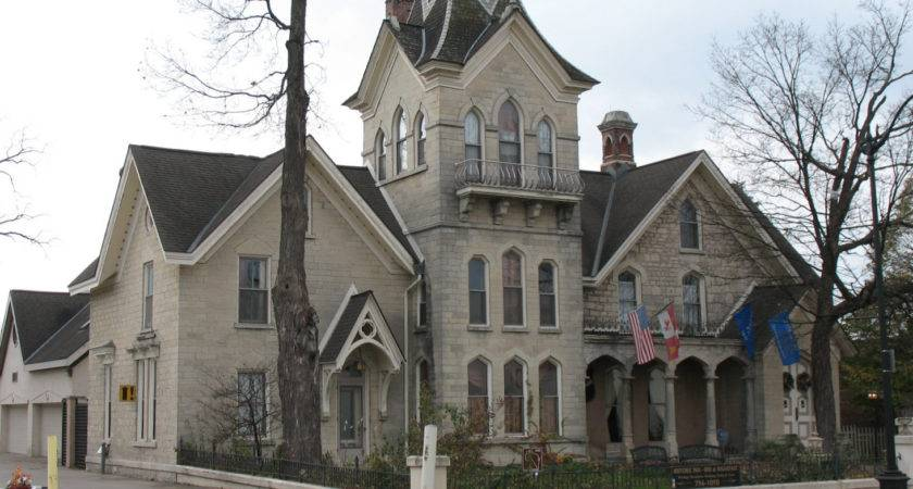 Former Mons Anderson Victorian Gothic Home Sell Auction