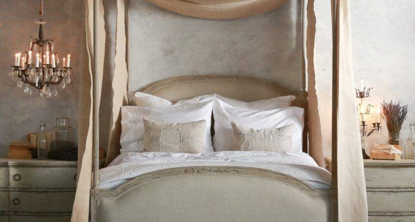Four Poster Bed Canopy Drapes Elegant Difference