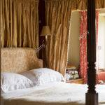 Four Poster Bed Curtains Home Design