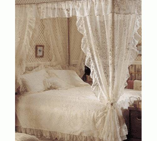 Four Poster Bed Frame Canopy