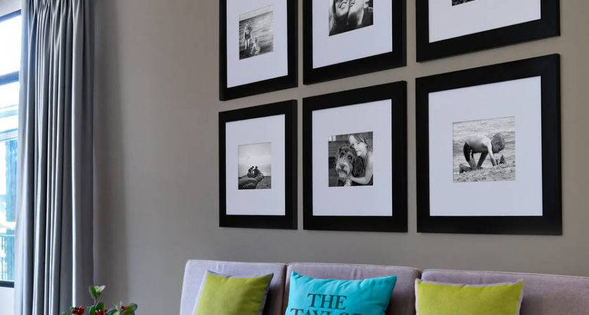 Frame Wall Collection