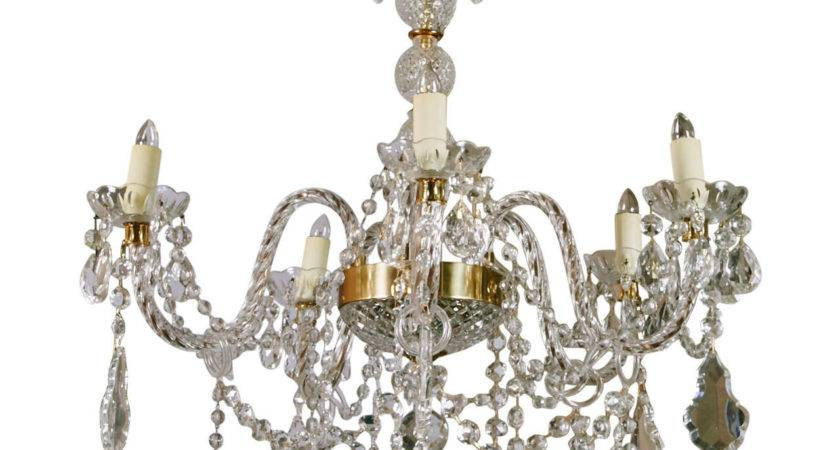 France Classic Crystal Chandelier Stdibs