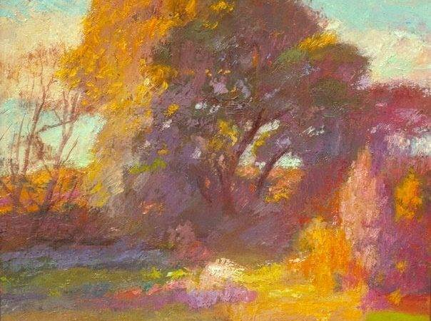 Fred Bell Paintings Henry Hensche Landscape Painting