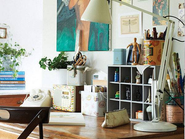 French Eclectic Home London Trendey