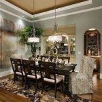 French Style Elegant Dining Room