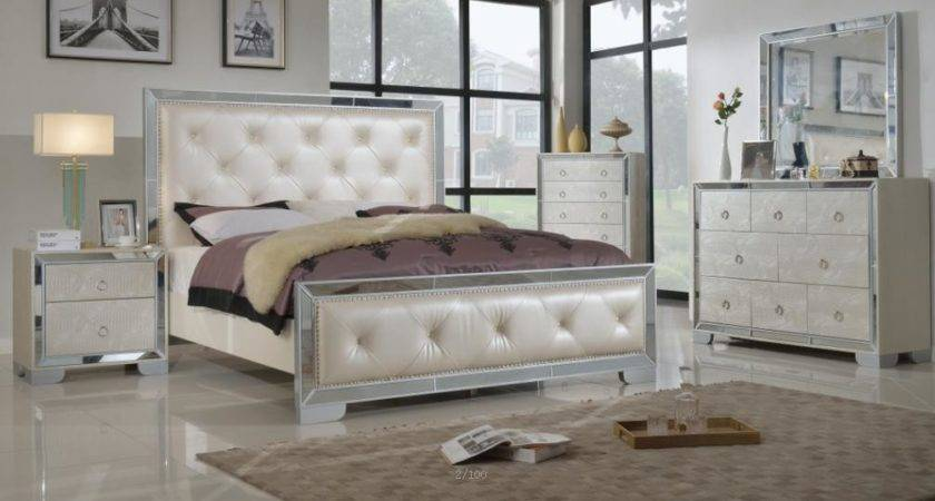 Fresh Bedroom Furniture Mirrored Greenvirals Style